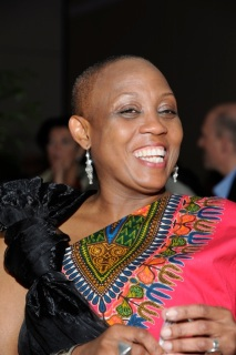 "AINA-NIA GRANT has worked in the area of leadership development for over two decades. Through her work in corporate and non-profit environments she developed and facilitated various personal and professional development programs and has presented to academic, corporate and civil society audiences in Canada, USA, and Ghana. She is an accredited Life Coach, and has owned and operated her consulting business for over 10 years. Ms. Grant is the founder and managing director of Sacred Women International, a community-based organization that facilitates women to self awareness and personal empowerment through West African Spiritual principles and practices. Since 2009 this community has been inspiring women to be heard, acknowledged and accepted just as they are, while learning to activate political, social and spiritual changes by ""Being The Change"". Ms. Grant studied extensively under the tutelage of Dr. Iyanla Vanzant and is a Minister of New Thought Ancient Wisdom with initiations in various indigenous practices. She is a recent graduate of the Women's Leadership Program for women leaders across Canada sponsored by the Canadian Women's Foundation in partnership with St. Xavier University-Coady International Institute. Ms. Grant is the former Associate Executive Director at Community MicroSkills Development Centre with oversight of MicroSkills innovative programs and services for women, newcomers and youth working to achieve social and economic wellbeing. Through the years, Ms. Grant has been recognized in the media in both Canada and USA including Heart & Soul and Planet Africa magazines and in 2008 was nominated as one of Toronto's most inspiring women."