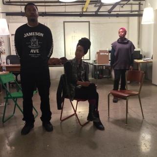 rock paper sistahz 2014 rehearsal