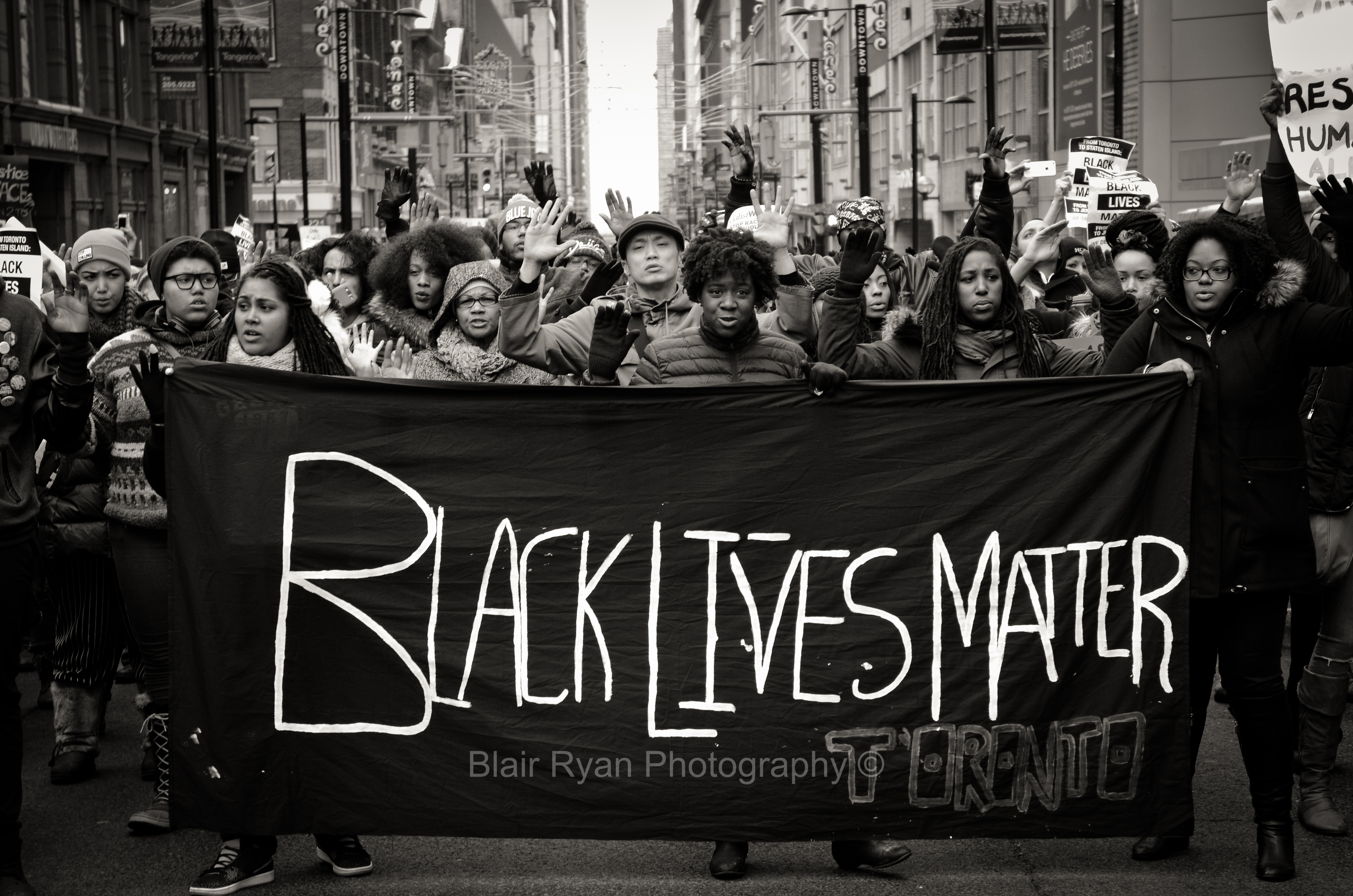 a study of the black lives matter social movement The student nonviolent coordinating committee and the black lives matter  movement represent two crucial social movements to eradicate issues that.